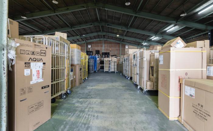 流通保管倉庫